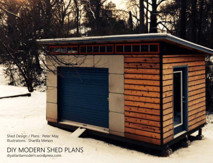 Modern Shed Elegant Andy Yoder Uses His U By U Modernshed To