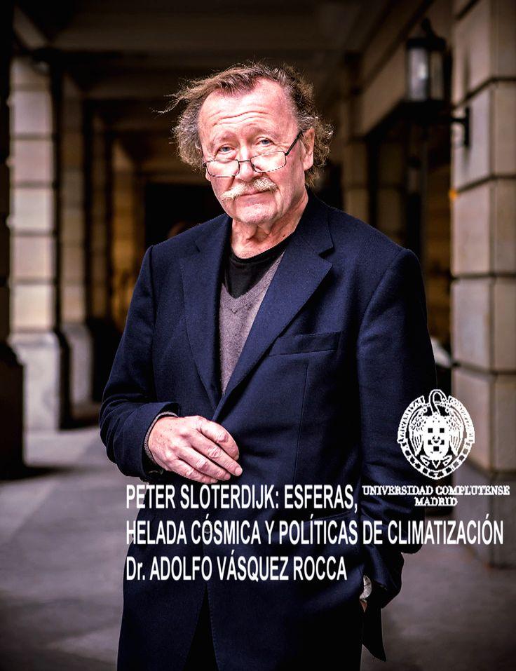 Peter Sloterdijk - Revista Observaciones Filosóficas http://www.observacionesfilosoficas.net/indexpetersloterdijk.htm