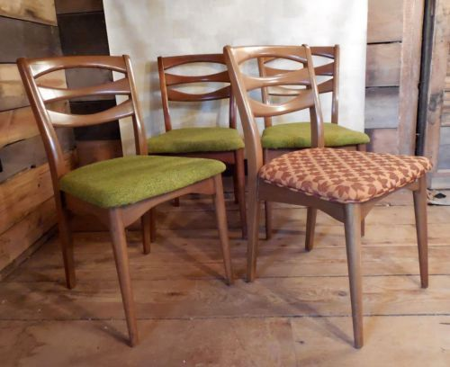 danish design dining chairs small dining set of cat eye danish modern dining chairs by richardson nemschoff mid century in 2018 dining room pinterest chairs chair and