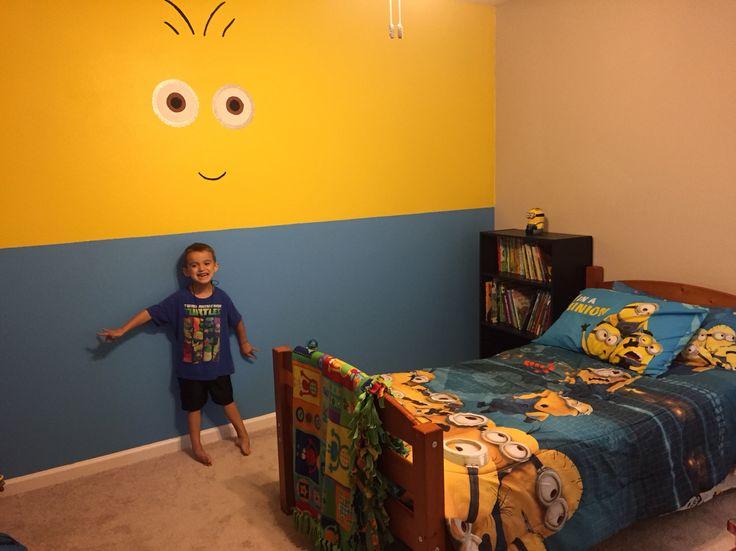 minion bedroom minion bedroomroom ideas