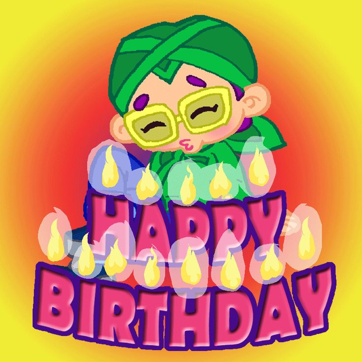 Very Happy Birthday from #masbambi feel free to use it