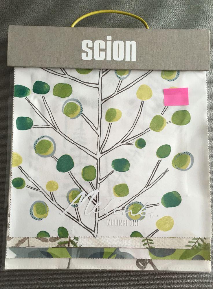 Textiles para tapicería Scion