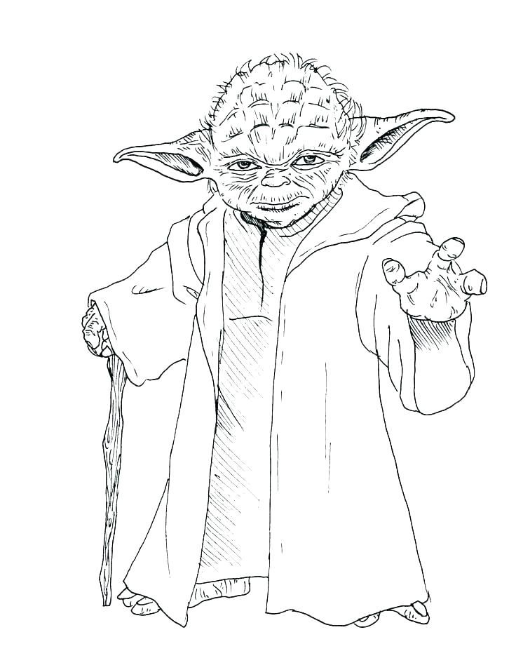 Yoda Coloring Pages Best Coloring Pages For Kids Star Wars Coloring Book Star Wars Coloring Sheet Mermaid Coloring Pages