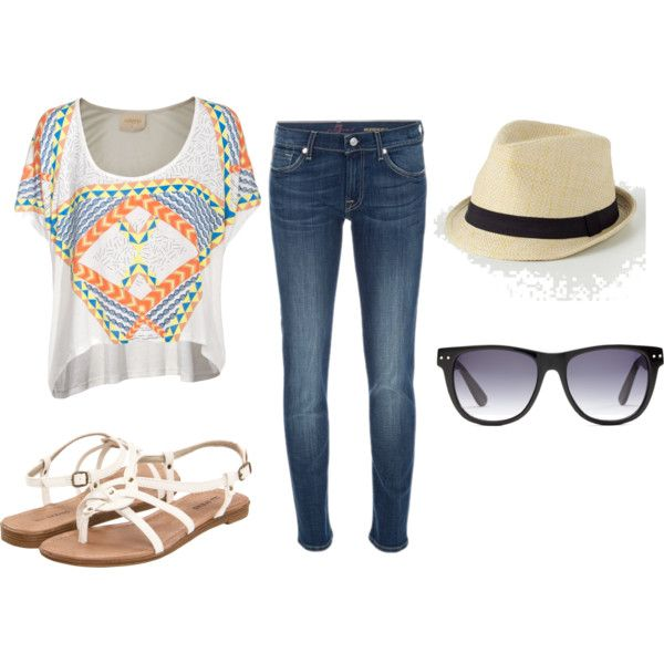Casual: Dream Closet, Style Pinboard, Polyvore Sets