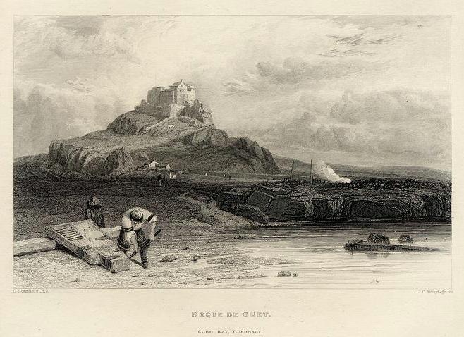Le Guet, Cobo, 1830.