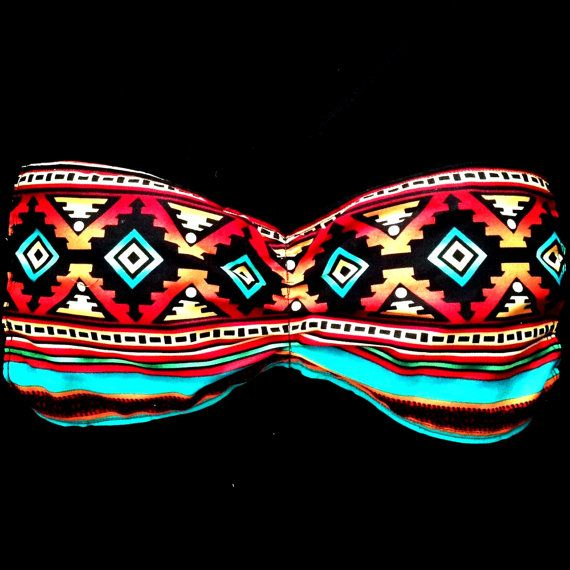 Hey, I found this really awesome Etsy listing at http://www.etsy.com/listing/128039811/aztec-bandeau-top