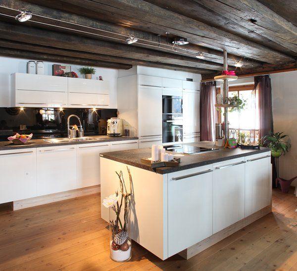 Moderne Küchen bei Gfrerer Küchen in Goldegg, Salzburg Moderne