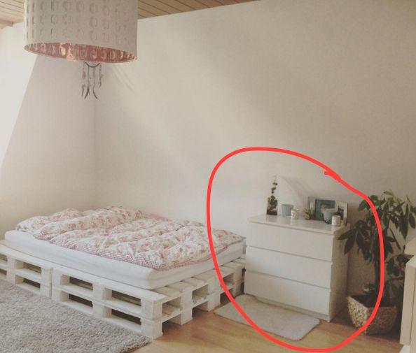 Ganz ehrlich: Eine Mädchen-WG ohne diese Ikea-Kommode ist keine richtige Mädchen-WG. | 21 Dinge, die Du 100% in jeder typischen Mädchen-WG findest