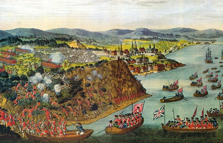 La Guerre de Sept Ans, qui se déroule entre 1756 et 1763, a lieu en Europe, mais aussi dans le Nouveau Monde et confronte deux grandes puissances soit la Grande-Bretagne et la France. Les deux puissances s'affrontent pour les territoires du nord du nouveau continent. La Grande-Bretagne vaincra et le Traité de Paris sera alors signé, laissant la Nouvelle-France à l'Angleterre. Cette guerre aura des conséquences économiques et politiques sur tous les colons du territoire nord-américain.