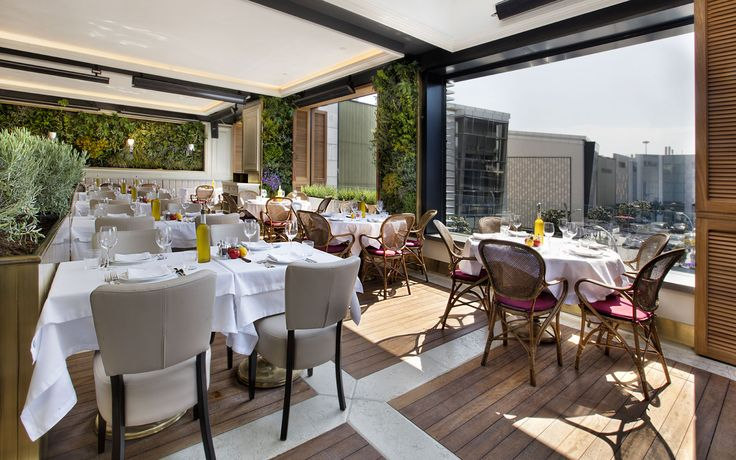 La Petite Maison, a place in Dubai which serves delicious Italian cuisines