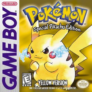 Pokemon Yellow Version Digital - Nintendo 3DS [Digital Download], CTRNQBFA