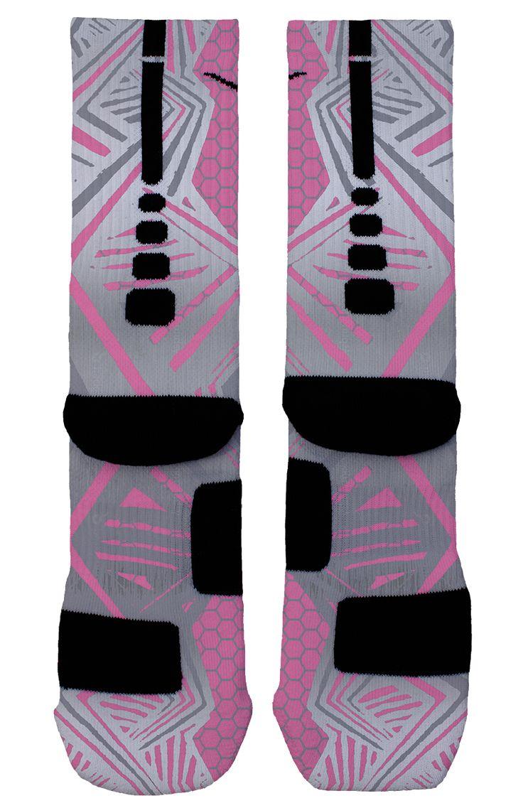 Kobe X 'Mambacurial' Custom Nike Elites