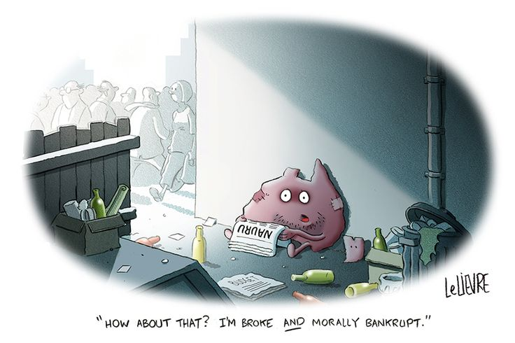 Sydney Morning Herald 2/5/16. © Glen Le Lievre.