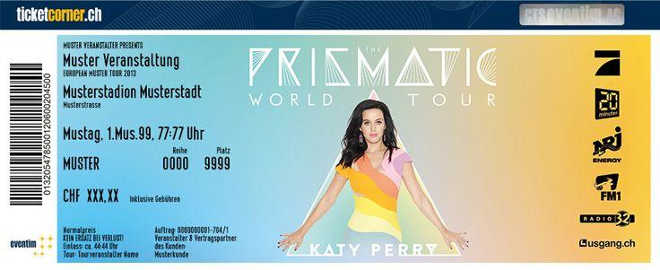 """Katy Perry - The Prismatic World Tour - Mit einem grossen """"Roar"""" zurück! 01.03.2015, Hallenstadion, Zürich. Tickets unter: http://www.ticketcorner.ch/katy-perry-tickets.html?affiliate=PTT&doc=artistPages/tickets&fun=artist&action=tickets&kuid=414736 #katyperry #concert #prismaticworldtour"""