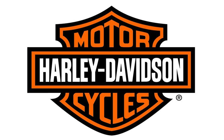 Harley-Davidson (white background)