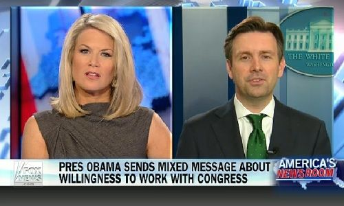 Josh Earnest tells Fox News: Criticizing Obama not 'good for the country' really josh? 11-6-14 Really???