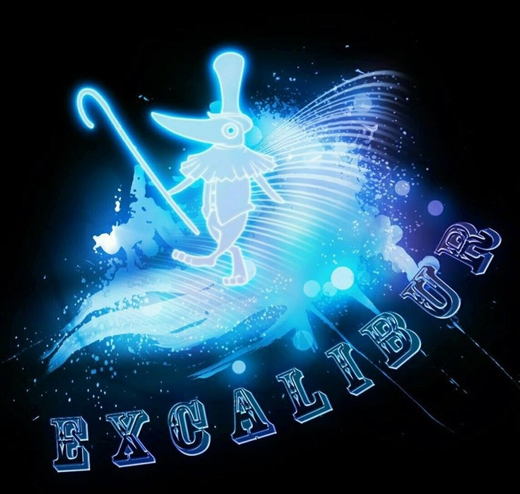 excalibur sword soul eater