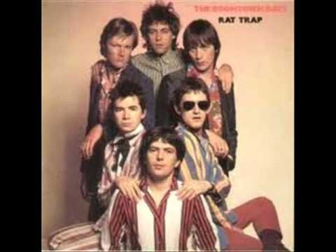 THE BOOMTOWN RATS - RAT TRAP - DO THE RAT