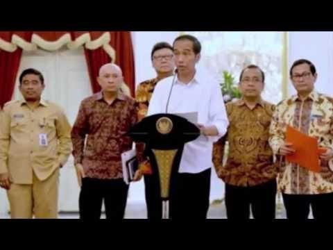 Presiden Jokowi Menduga Ada Aktor Politik Di Balik Terjadinya Kericuhan ...