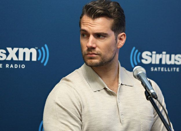 …or this… | 19 Times Henry Cavill's Jawline Was Out Of Control