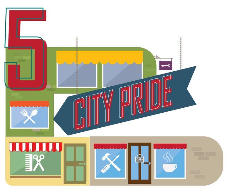 CityPride By Noa Ward