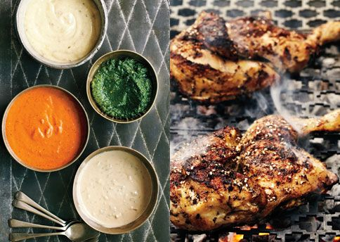 London Chef Silvena Rowe's Turkish Grilling Recipes