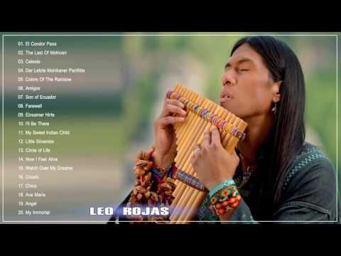 The Best Relaxing Romantic Music   Therapy - Background   Very Relax Music - Pan Flute - YouTube