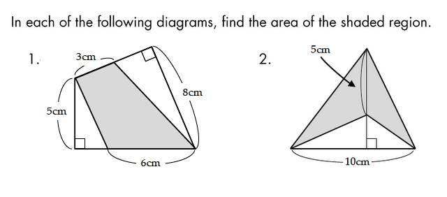 Five Triangles mathematics - blog met een verzameling van opgaven voor middelbare school