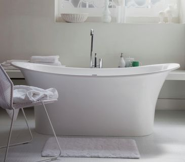 1000 images about stand alone tubs on pinterest mars for How long is a standard bathtub