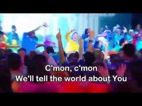 Tell The World - Hillsong Kids (with Lyrics/Subtitles) (Worship Song) - YouTube