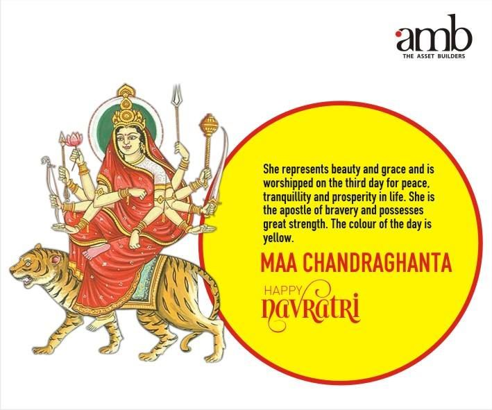 The nine most holy days, Chaitra Navratri are celebrated with festivities and each of these days has a significant color attached to it. Make the most of this joyous festival and dress yourself with Yellow Colour on the third day of Navratri. #navratri #amb #selfiestreet #selfiesquare #highstreetgurgaon