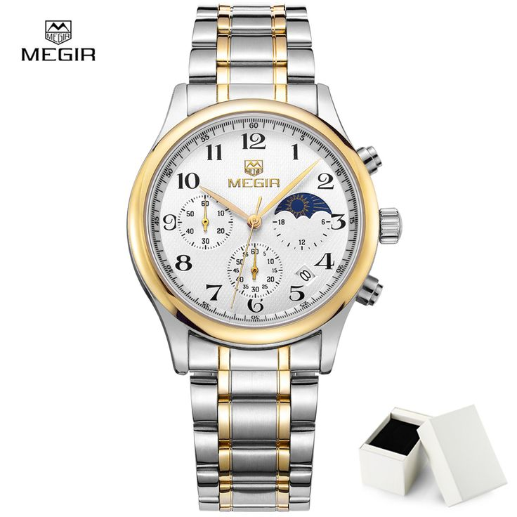 New Version Megir 5007 Fashion Watch Man Luxury Waterproof Watches Men Chronograph Sport Wristwatch Men Relogios Masculinos   Tag a friend who would love this!   FREE Shipping Worldwide   Buy one here---> https://shoppingafter.com/products/new-version-megir-5007-fashion-watch-man-luxury-waterproof-watches-men-chronograph-sport-wristwatch-men-relogios-masculinos/