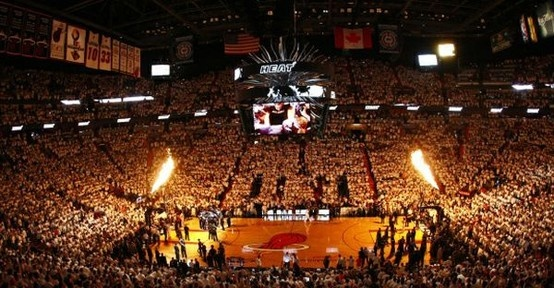 Home of the Miami Heat, The American Airlines Arena also known as the AAA. Thinking of buying or selling real estate in Miami? Call us! 305.374.3434 #wade #james #bosh #heat #nba #basketball #champions #2012champions #nba #cervera #realestate #miamirealestate #miami #realtor #summer #americanairlines #aaa #aaarena