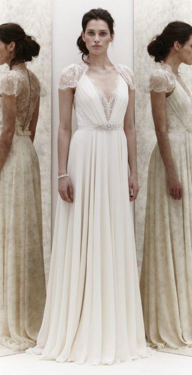 Les 25 meilleures id es de la cat gorie robes de mari e d for Jenny packham robe de mariage de saule
