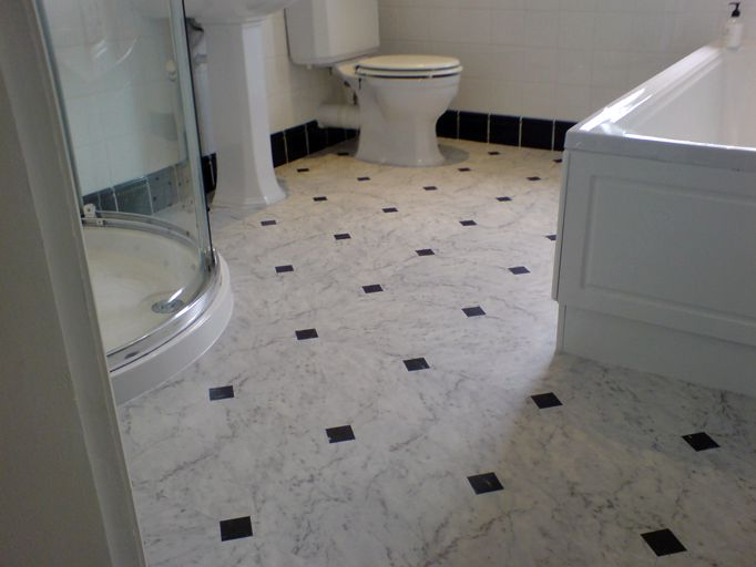 white vinyl bathroom flooring sheet floors master bathroom ideas