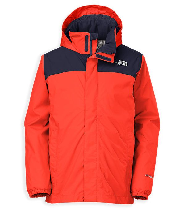 The North Face Kids' New Arrivals Jackets & Vests BOYS' RESOLVE REFLECTIVE JACKET