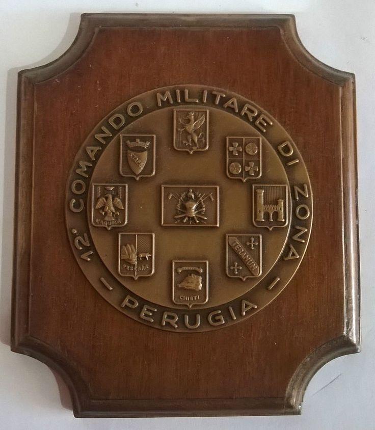 12° COMANDO MILITARE DI ZONA - PERUGIA