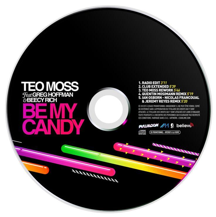 2011 - TEO MOSS FULLMOON/BELIEVE