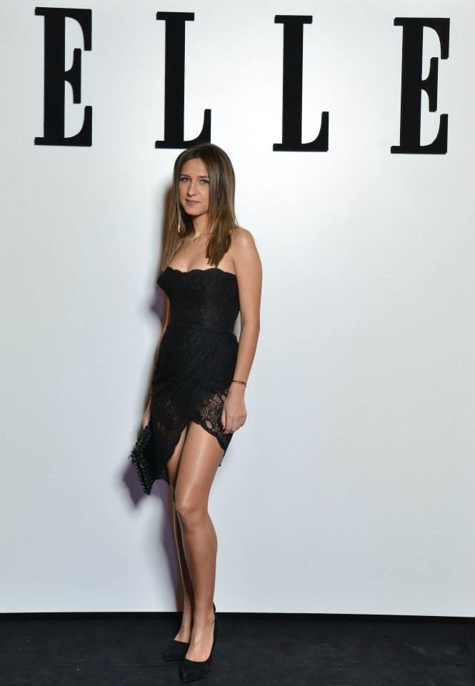 Ioana Stratulat - nominalizata la Elle Style Awards 2013 pentru Cel Mai bun Make-up Artist