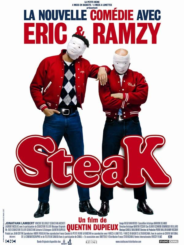 Steak - not as good as Wrong and Rubber