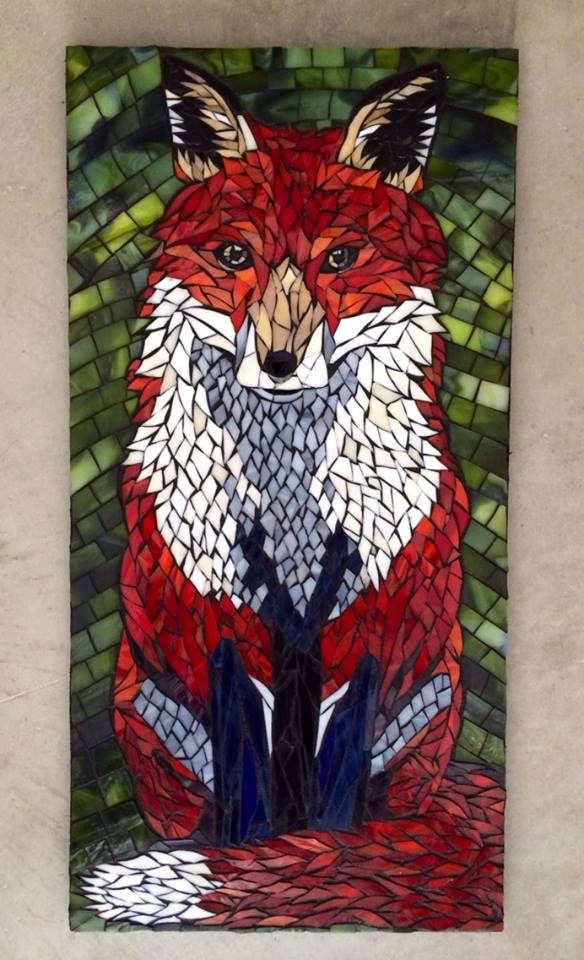 Bailey Cahlander is a local artist and Luther Alumni that creates lovely mosaics. One of her beautiful pieces can be found in Restauration, along with these others.