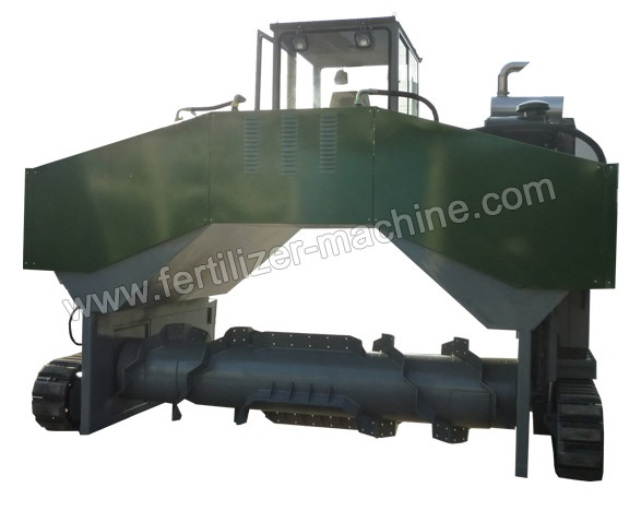 As the exact machine in bio-organic fertilizer production,compost turner plays a significant role in symboling fertilizer developing industry.