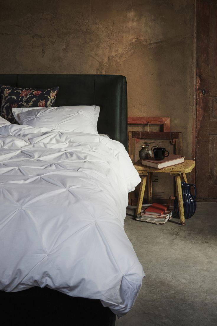 TRUBBTÅG Bettwäscheset, 2-teilig, weiß, 155x220/80x80 cm ...