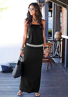 LASCANA Maxikleid und weitere trendige Strandkleider  für Ihren stilvollen Strandauftritt gibt es im Universal Online Kaufhaus. Jetzt hier bestellen.
