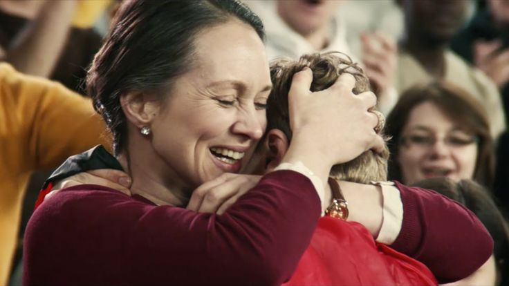 P&G Merci, maman – Forte / Jeux Olympiques Rio 2016