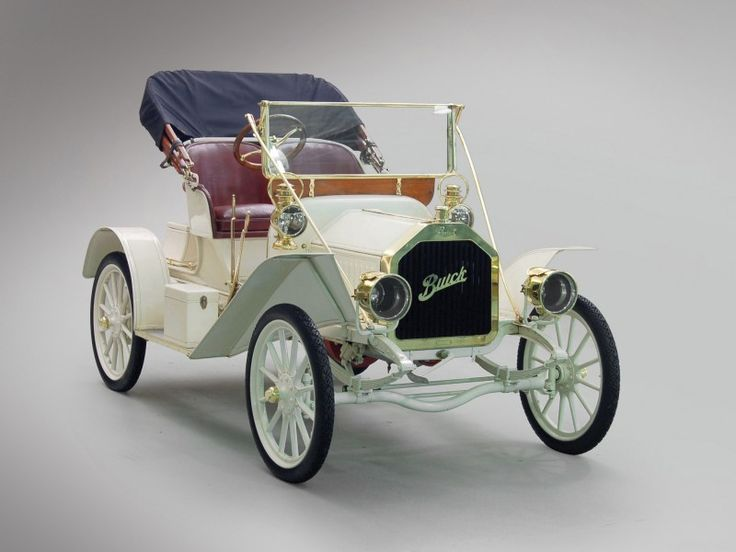 Buick Model 10 Touring Runabout 1908.
