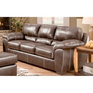 Leather Sofas & Loveseats on Hayneedle - Leather Sofas & Loveseats For Sale