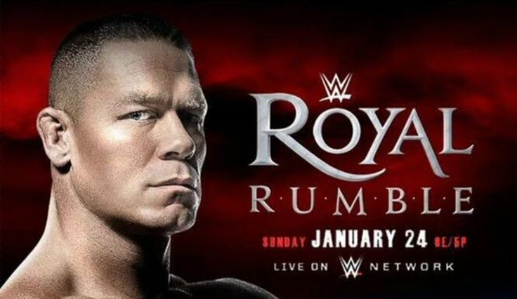 WWE News: Everything We Know About 'Royal Rumble 2016' & John Cena's Return