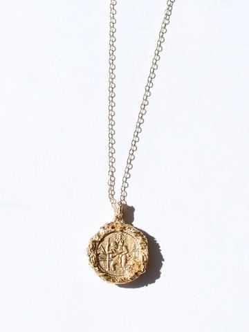 Alighieri - St. Christopher's Pendant