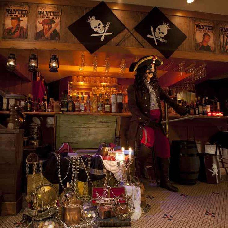 17 mejores ideas sobre restaurantes tematicos en pinterest for Decoracion bares tematicos